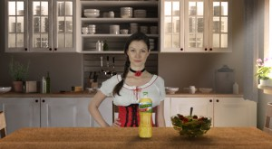 Olej Kujawski – butelka z dzióbkiem '13