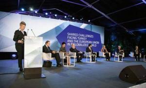 Europejsie Forum Nowych Idei w Sopocie '12