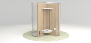OBEO2 czyli łazienka minimalna '12