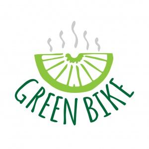 green bike logo-01